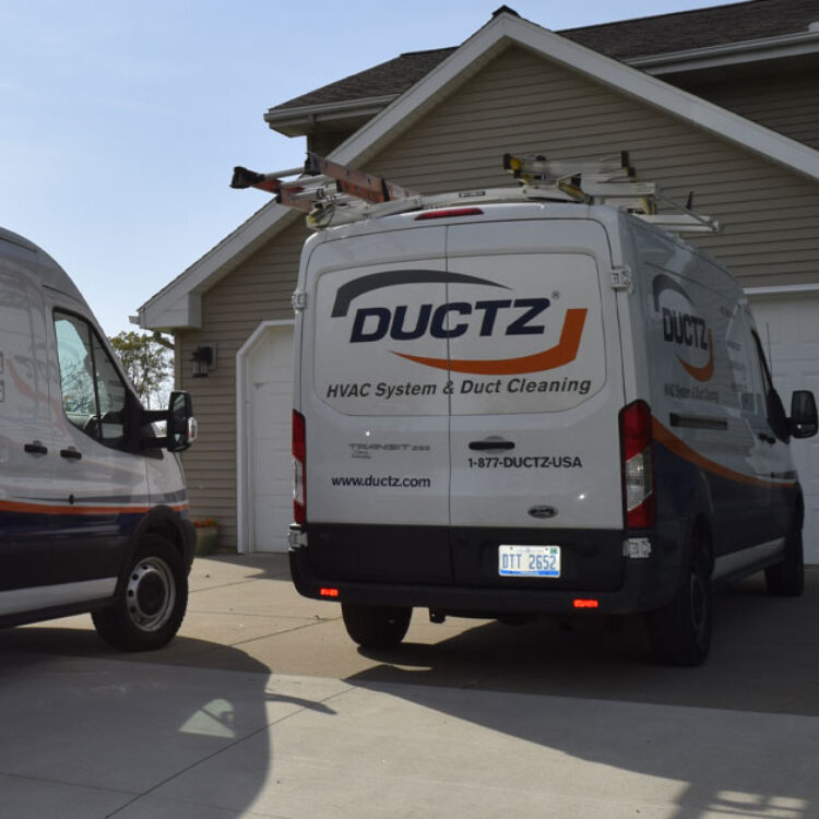 Residential Services Vans