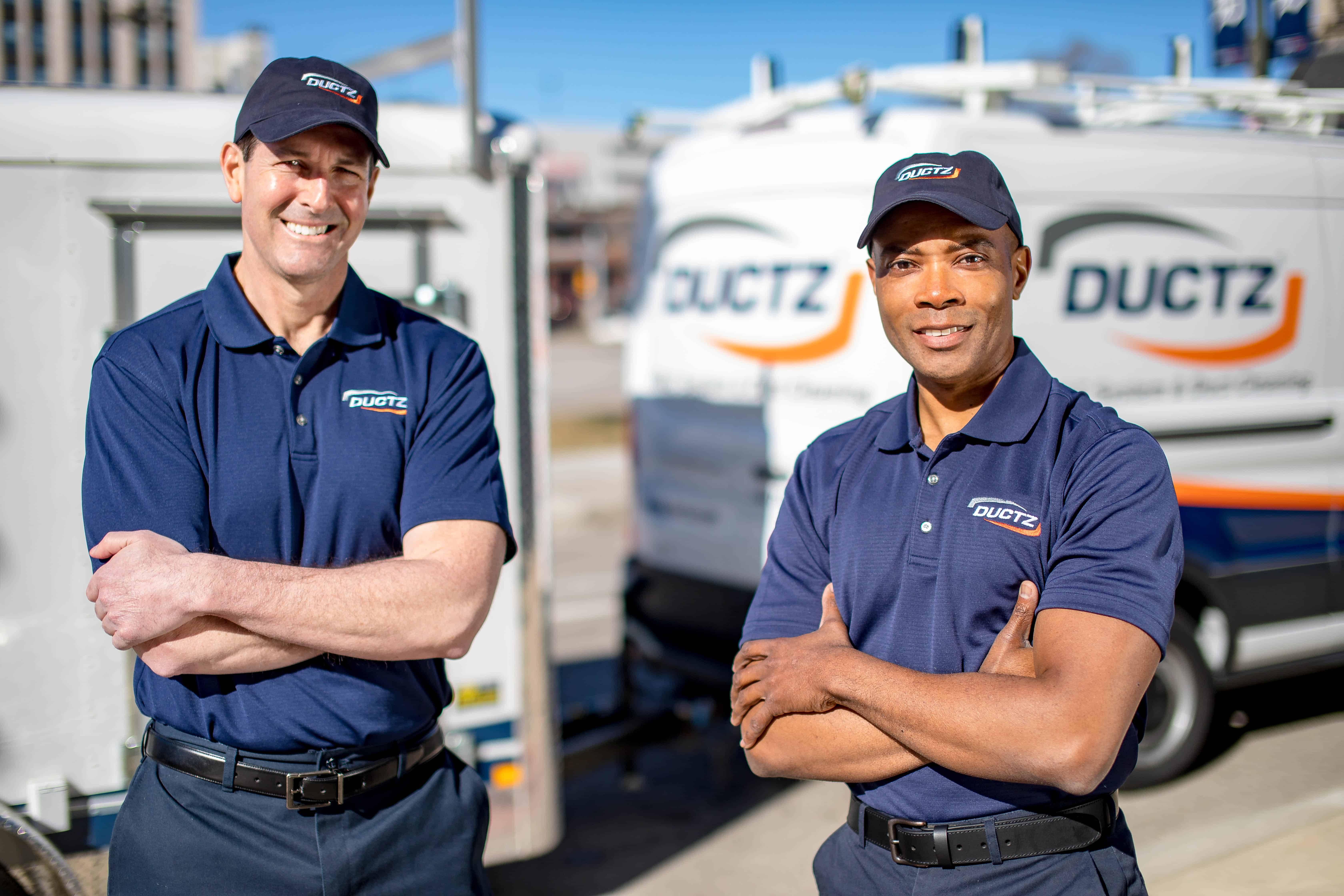 DUCTZ Provides Indoor Air Quality Assurance