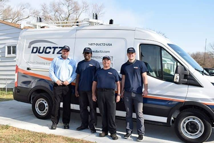 DUCTZ Provides Air Duct Cleaning for Habitat for Humanity